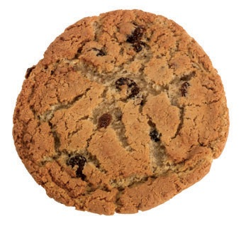 PRAIRIE CITY OATMEAL RAISIN COOKIE