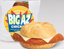 BIG AZ COUNTRY FRIED CHKN 9.2 OZ