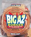 BIG AZ ANGUS W/CHEESE 8.5 OZ