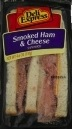 DELI EXPRESS HAM & CHEESE WEDGE