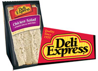 DELI EXPRESS CHICKEN SALAD WEDGE