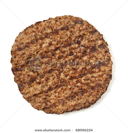 BEEF PATTIES COOKED/FROZEN BOX/90