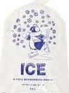 ICE BAG 10LB DRAWSTING CASE 500