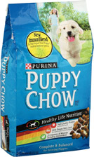 DOG FOOD PURINA PUPPY CHOW 4.4LB