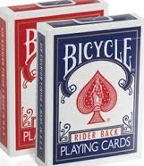 PLAYING CARDS BOX/12