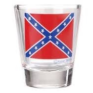 SHOT GLASS REBEL SHORT CLEAR 6/PK