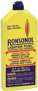 RONSON LIGHTER FLUID 12OZ