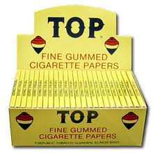 TOP CIGARETTE PAPER BOX/24