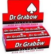 DR. GRABOW PIPE FILTER BOX/12