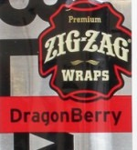 ZIG ZAG CIGAR WRAPS DRAGONBERRY