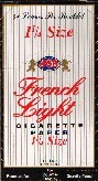 JOB FRENCH LIGHT CIG PAPERS BOX/24