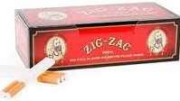 ZIG ZAG CIG TUBES LIGHT KS BOX/100