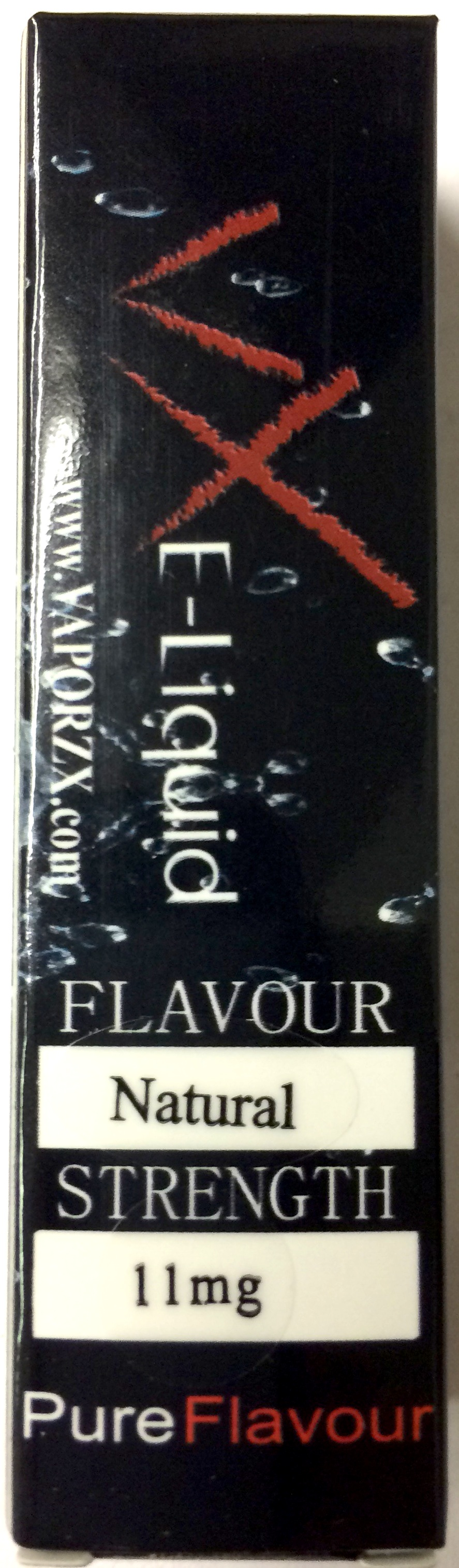 E-LIQUID HOOKAH NATURAL 11MG EACH