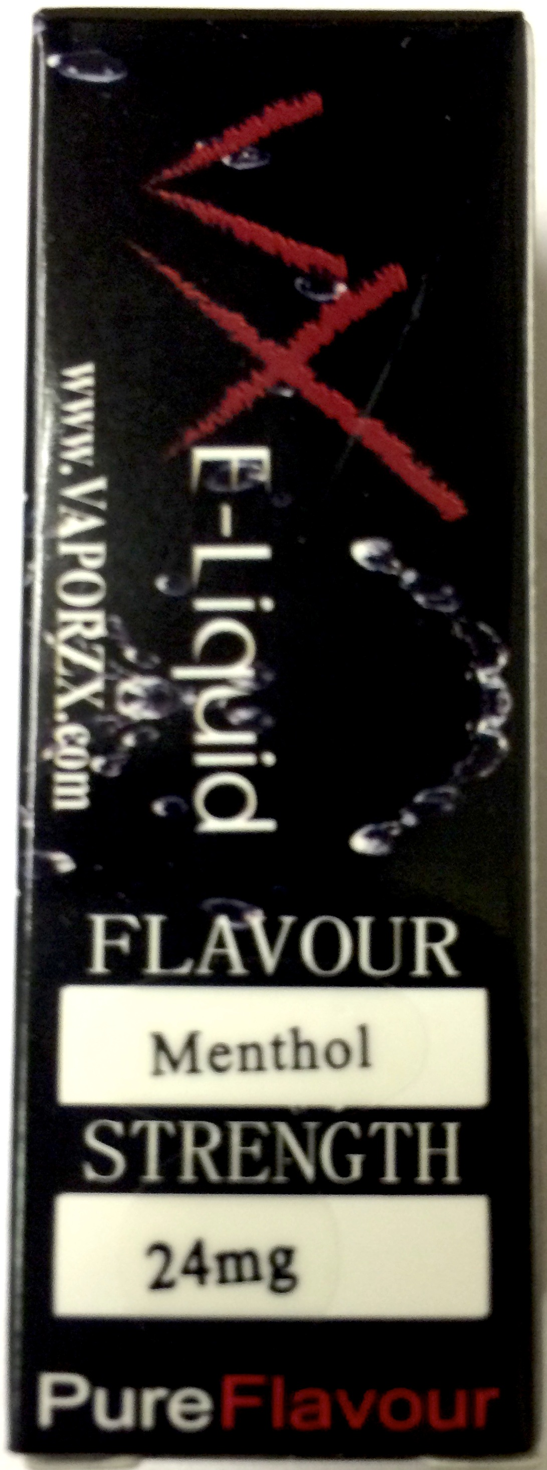 E-LIQUID HOOKAH MEN 24MG EACH