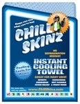 CHILL SKINZ LARGE BLUE TOWEL EACH