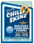 CHILL SKINZ LARGE GREEN TOWEL EACH