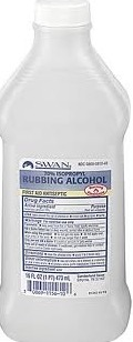 RUBBING ALCOHOL 12 OZ
