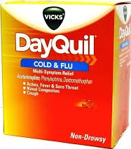 DAYQUIL BOX/25