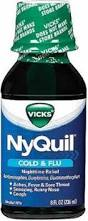NYQUIL LIQUID 8 OZ