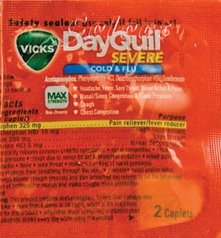 DAYQUIL SINGLE PK/12