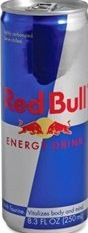 ENERGY DRINK RED BULL CAS/24 8.3 OZ