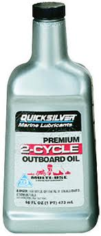 MERCURY QUICK SILVER CAS/12 16OZ