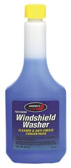 JOHNSENS WINDSHIELD WASHER 12OZ