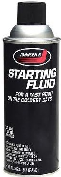 STARTER FLUID JOHNS 10.7 OZ