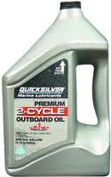 MERCURY QUICK SILVER GALLON CAS/3