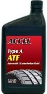 MOTOR OIL ACCEL TYPE A ATF CAS/12