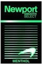 NEWPORT MENTHOL SMOOTH BOX