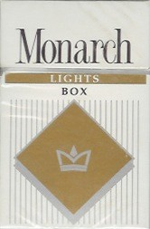 MONARCH GOLD BOX