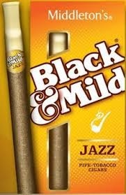 BLACK AND MILD JAZZ CIG 2/.99