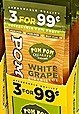 POM POM CIG WHT GRAPE 3/.99