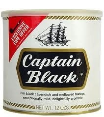 CAPTAIN BLACK REGULAR 12 OZ