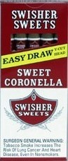 SWISHER SWEET CORONELLA PACK 20/5