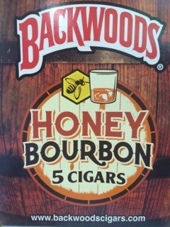 BACKWOODS HONEY BOURBON PAK /5