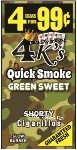 4 KINGS GREEN SWEET 4+1=5 .99