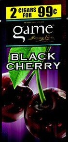 WHITE OWL CIG BLACK CHERRY 2/.99