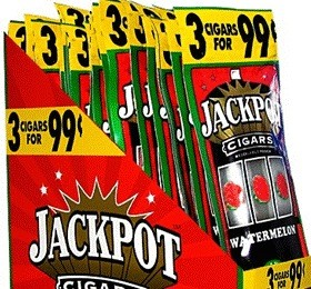 JACKPOT CIGARILLO WATERMELON 3/$.99