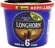 LONGHORN TUB LC MINT 7.2 OZ