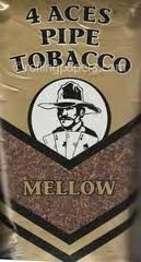 4 ACES MELLOW LARGE PIPE TOBACCO
