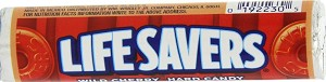LIFE SAVERS WILD CHERRY BOX/20