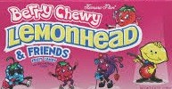 LEMON HEAD BERRY CHEWY 25 CENT