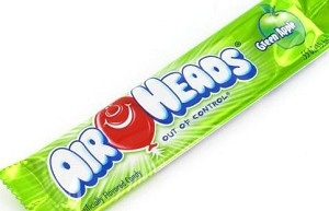 AIRHEADS GREEN APPLE BOX/36