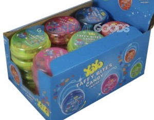NOVELTY YOYO FILLED W/CANDY BOX/12