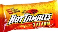 HOT TAMALE 91¢ BOX/24 3 ALARM