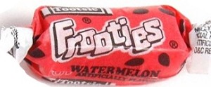 TOOTSIE FROOTIES WATERMELON BAG/360