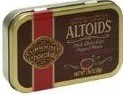 ALTOIDS CHOC COVERED CINNAMON BX/12