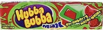 HUBBA BUBBA STRAWBERRY WATERMELON BOX/18